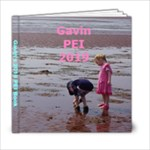 Gavin 2019 - 6x6 Photo Book (20 pages)