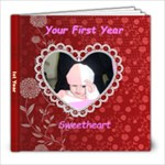 Your Ist year 3 - 8x8 Photo Book (20 pages)