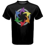 Mens Lissae T-shirt Full Symbol - Men s Cotton Tee