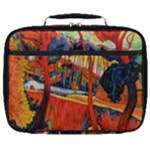 lunch bag dvb - magical redwoods - Full Print Lunch Bag