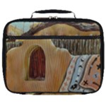 lunch bag dvb - guadalupe district wall - Full Print Lunch Bag