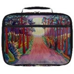 lunch bag dvb - under a coyote moon - Full Print Lunch Bag