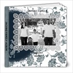 jacobo family - 8x8 Photo Book (20 pages)
