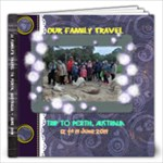 Family Travel - Perth June 2019 - 12x12 Photo Book (20 pages)