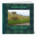 The Path of Condie - 8x8 Photo Book (30 pages)