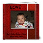 valentines  - 8x8 Photo Book (20 pages)