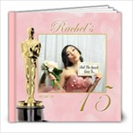 RACHEL - 8x8 Photo Book (20 pages)