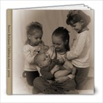 Kids Jan 09 - 8x8 Photo Book (20 pages)
