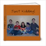 Jokes Again! - 6x6 Photo Book (20 pages)