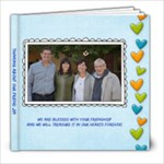 Libro Jim Grap - 8x8 Photo Book (20 pages)