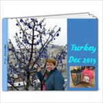 2019 Turkey - 11 x 8.5 Photo Book(20 pages)