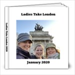Emily- London - 8x8 Photo Book (20 pages)