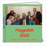 haggada 2020 - 8x8 Photo Book (20 pages)