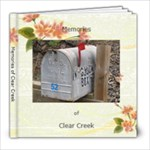 Clear Creek - 8x8 Photo Book (20 pages)