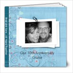cruise book - 8x8 Photo Book (20 pages)