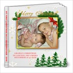 XMAS LAWTON - 8x8 Photo Book (20 pages)