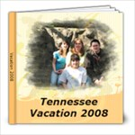 vacation 20008 - 8x8 Photo Book (20 pages)
