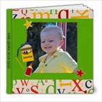 GrahamBradford - 8x8 Photo Book (20 pages)