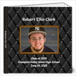 Robert s Grad book - 12x12 Photo Book (20 pages)