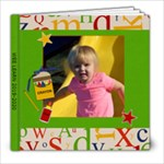 RYLEIGHHART - 8x8 Photo Book (20 pages)