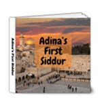 Adina s Siddur - 6x6 Deluxe Photo Book (20 pages)