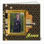 2014 - Jason s Prom & Graduation - 8x8 Photo Book (20 pages)