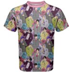 Tshirt where boys on sleeves are the same size - Men s Cotton Tee