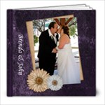 Mums wedding - 8x8 Photo Book (20 pages)