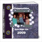 Chippendales - adult content - 8x8 Photo Book (20 pages)