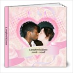 Lunsford Kisses - 8x8 Photo Book (20 pages)