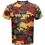 red camo tee - Men s Cotton Tee