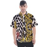 Aurum WildLife Button Up - Men s Short Sleeve Shirt