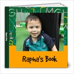 Little Beach Rapha - 8x8 Photo Book (20 pages)