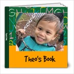 Little Beach Theo - 8x8 Photo Book (20 pages)