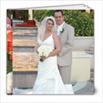 krissy wedding - 8x8 Photo Book (20 pages)