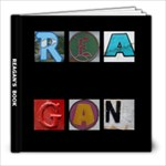 REAgan - 8x8 Photo Book (20 pages)