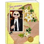 Suzanne Farewell Album - 9x12 Deluxe Photo Book (20 pages)