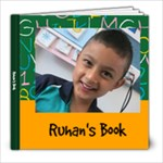 Little Beach Ruhan - 8x8 Photo Book (20 pages)