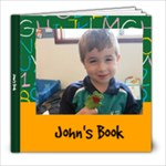 Little Beach John - 8x8 Photo Book (20 pages)