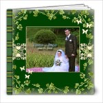 Vera s Wedding - 8x8 Photo Book (20 pages)