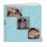 Alphabet - try two - 6x6 Photo Book (20 pages)