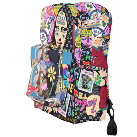 Full Print Backpack
