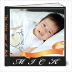 My lovely Mick_1 - 8x8 Photo Book (20 pages)