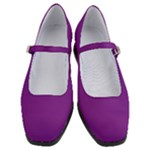 Purple Girl Shoes - Women s Mary Jane Shoes