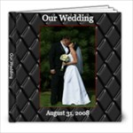 Jens Wedding - 8x8 Photo Book (20 pages)