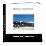 ChristmasBook08 - 8x8 Photo Book (20 pages)