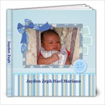 jayden_photobook - 8x8 Photo Book (20 pages)