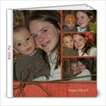 Fall 2008 - 8x8 Photo Book (20 pages)