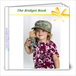 Bridget - 8x8 Photo Book (20 pages)