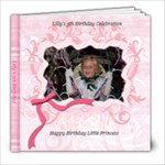 5th Birthday - 8x8 Photo Book (20 pages)
